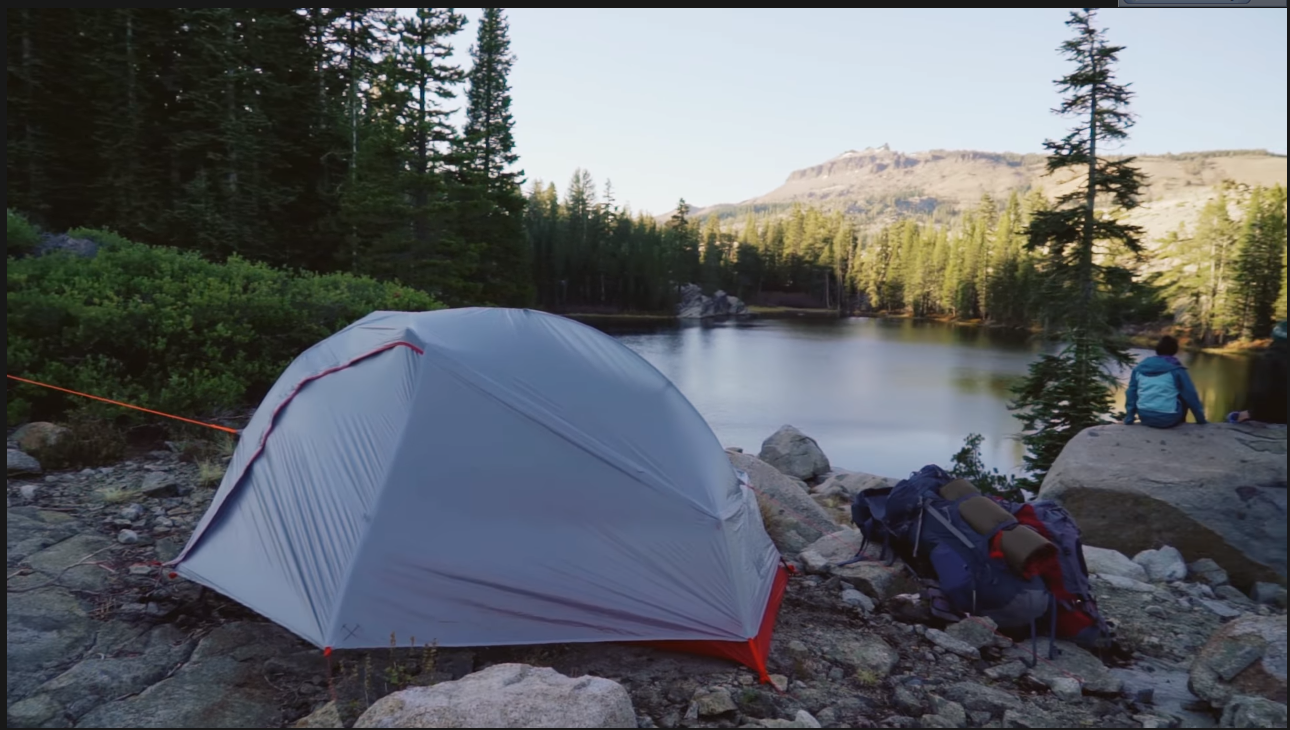 How to Pick a Spot to Pitch your Tent